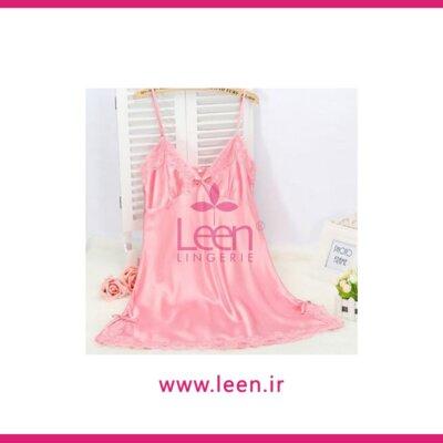لباس خواب ساتن - لین